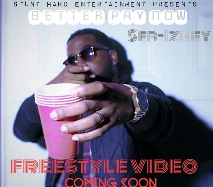 Seb-Izhey has a new music video coming out soon. Stay tuned