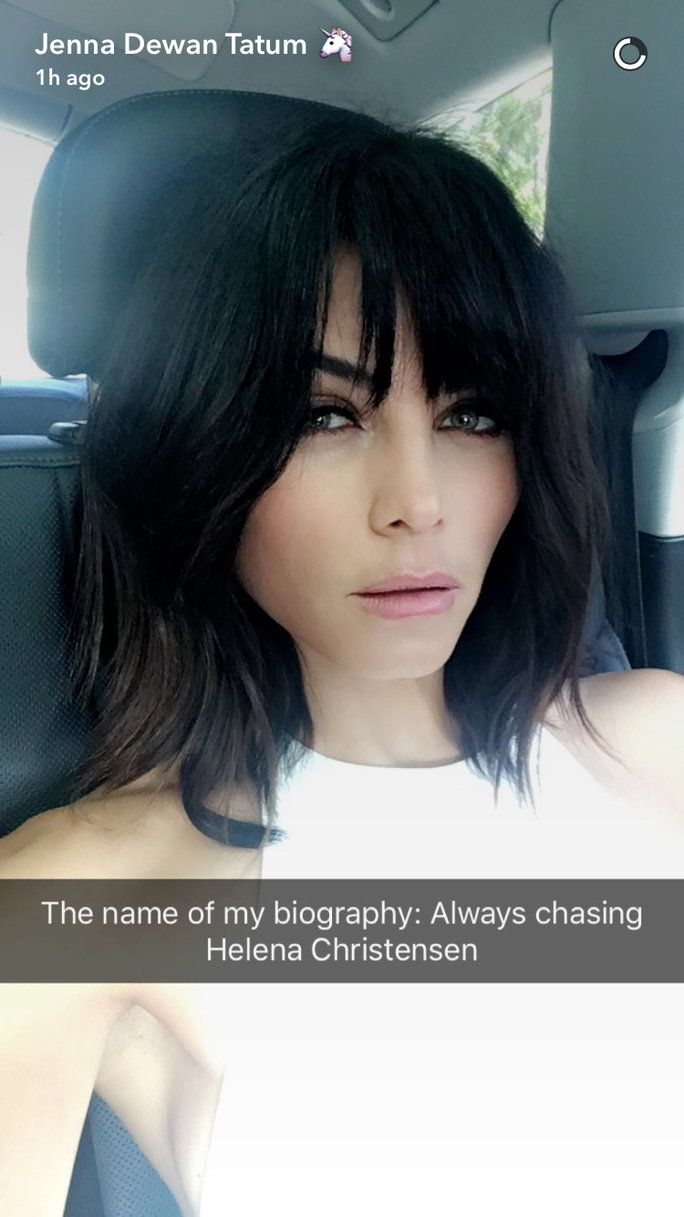 You have to see Jenna Dewan-Tatum's gorgeous new 'do here.