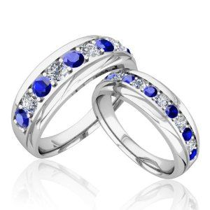 Wedding Ringss In Platinum Band His Ring Size 7 13 Her Ring