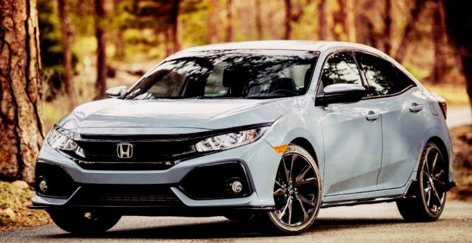 2019 Honda Civic Hatchback Rumors Honda Civic Hatchback Honda Civic Vtec Honda Civic