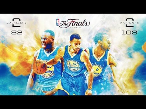 2015 NBA Finals: Game 4 Minimovie - YouTube