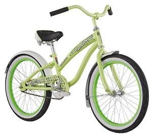Diamondback Bicycles Youth Girls Miz Della Cruz Complete Green Cruiser Bike