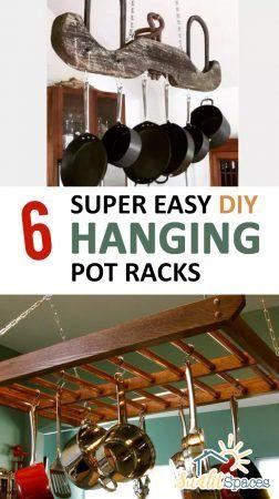Best 25 Pot Racks Ideas On Pinterest Pot Rack Hanging
