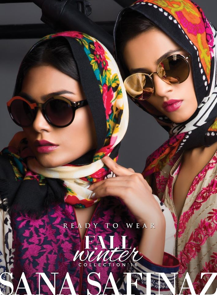 Sana Safinaz Latest Winter Fall Collection 2016 Full Catalogue & Price Sana Safinaz Ready To Wear Fall Winter Collection 2016 in Pakistan