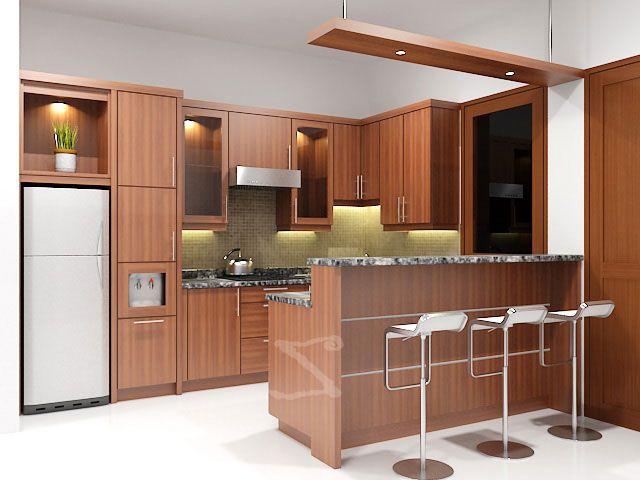 Exceptionnel Harga Kitchen Set Minimalis Mungil | Toko Furniture Online ~ Http: