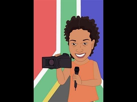 11 year old GoGoMediaGirl plans on traveling from Atlanta to South Africa to interview successful woman in the entertainment industry