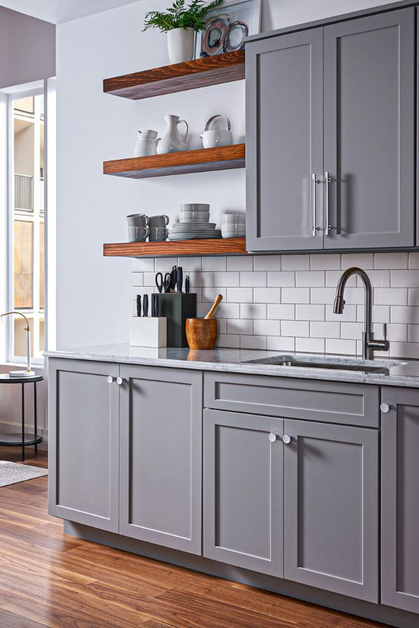 Lovely Grey Kitchen Cabinets Design Ideas For Cool Homes Page 31 Of 50 Evelyn S World My Dreams My Colors And My Life Kitchen Decor Grey Grey Kitchen Designs Kitchen Cabinet Design