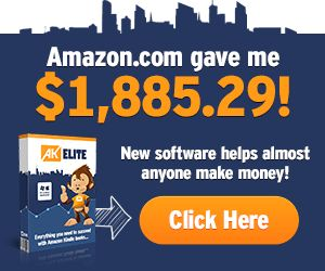 AKElite is a software that is used to help you double your income with the Amazon Kindle. AKElite is a software to analyze and identify keywords that are very profitable for you to start writing about something. For example, a report about a simple belly deflate.