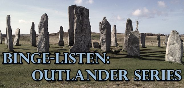 Find great audiobooks in our Binge-Listen recommendation series. This week: Outlander.
