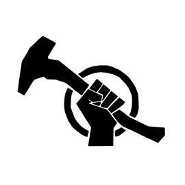 Red Faction Guerilla Logo Stencil