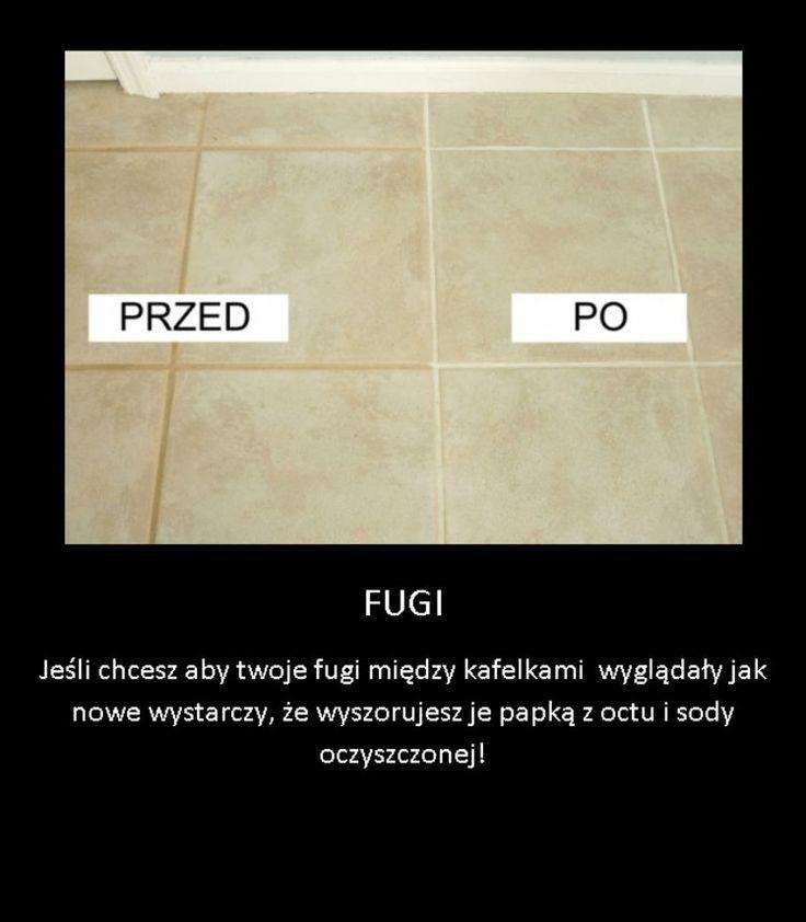 Super sposób na czyszczenie fug w łazience