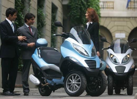 Piaggio Mp3 - Test Ride - Fotogallery - 5