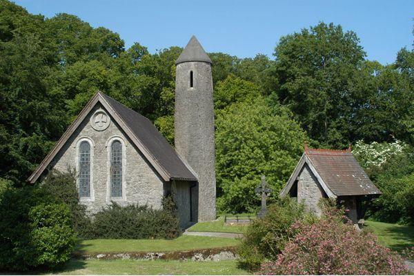Coolcarrigan Church, Naas