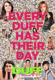 Αποτέλεσμα εικόνας για the duff movie poster