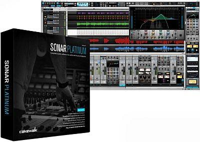 Cakewalk SONAR Platinum 23.10.0.14 x86/x64 Final + Additional Content