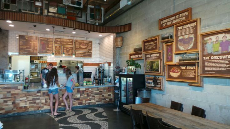 Sambazon cafe in newport beach orange county dining for Cafe jardin newport beach