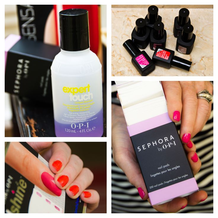 My tips and tricks for a flawless DIY gel mani over at beautybanter.com