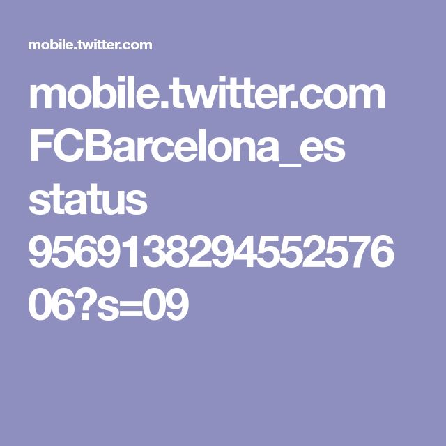 mobile.twitter.com FCBarcelona_es status 956913829455257606?s=09