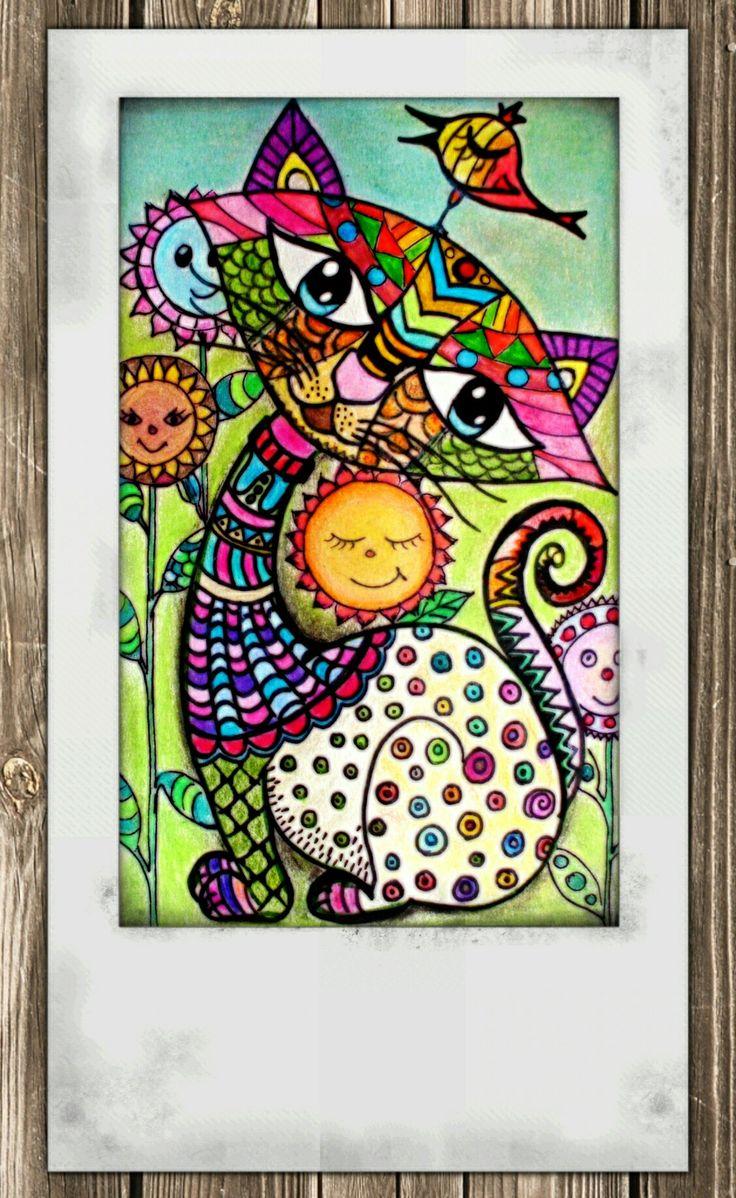 Kitty style - pastel