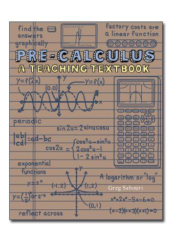 Teaching Textbooks Pre-Calculus 471-20