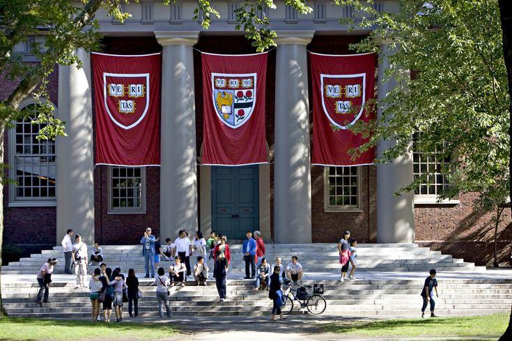 Trump: Harvard Students Launch Resistance School