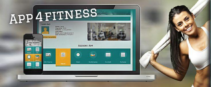 App4fitness. App per le palestre