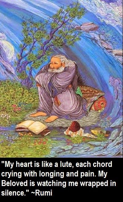 Maulana Rumi Online: 400 Rumi Quotes