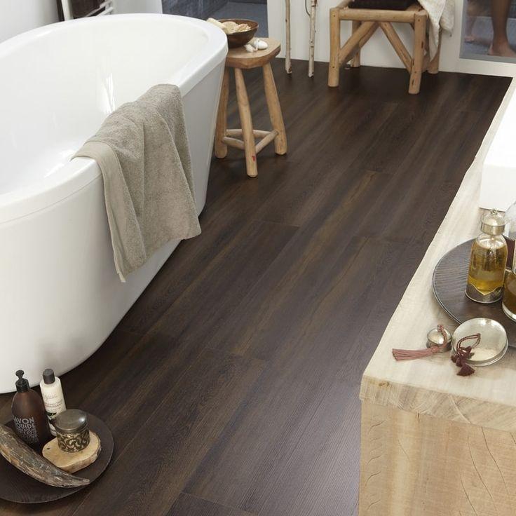 Les Meilleures Idées De La Catégorie Sol Stratifié Effet - Parquet quick step salle de bain