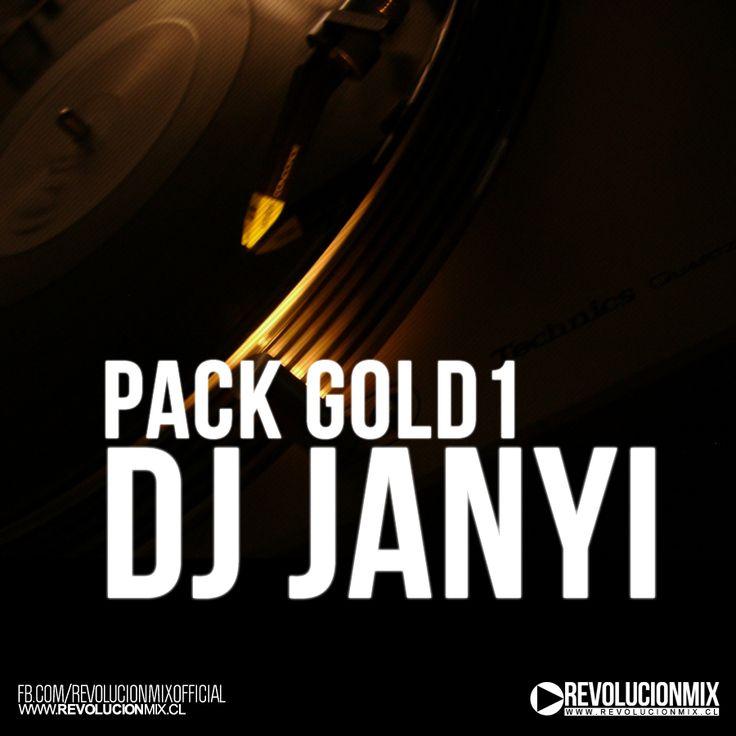 descarga Pack Remix - Dj Janyi Gold 1 ~ Descargar pack remix de musica gratis   La Maleta DJ gratis online