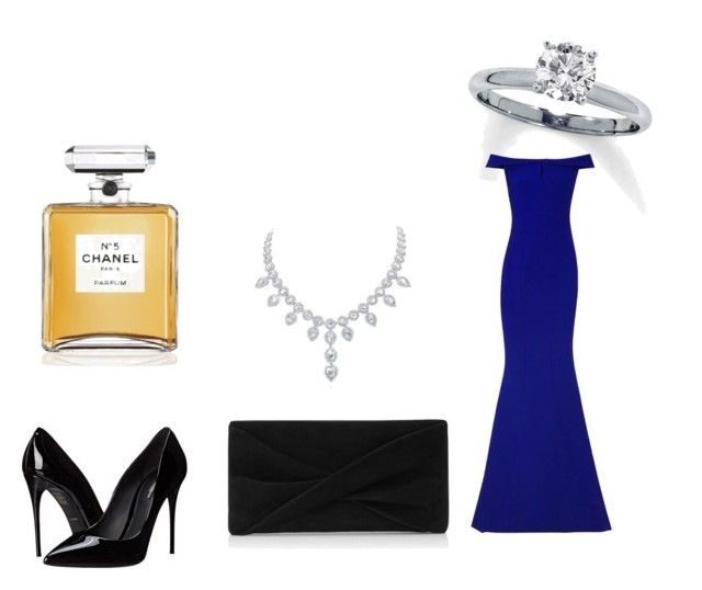 """""""Formal[4]"""" by agentpalmer on Polyvore featuring Dolce&Gabbana, Reiss, Chanel and Safiyaa"""