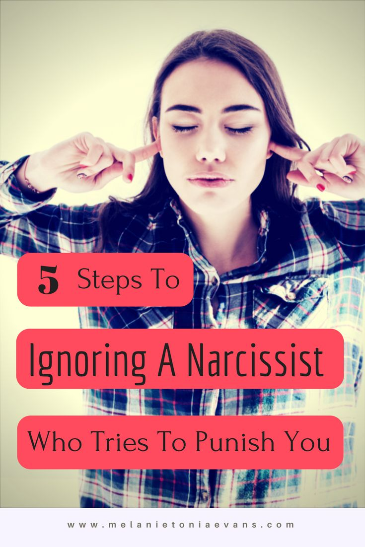 Learn how you how you can successfully ignore a narcissist's tactics, no matter how malicious or childishthey are, break free from their grip and begin your expansive journey to Thriving: https://blog.melanietoniaevans.com/5-steps-to-ignoring-a-narcissist-who-tries-to-punish-you#triangulation #hoovering #narcissisticabuse #healforrealfromabuse