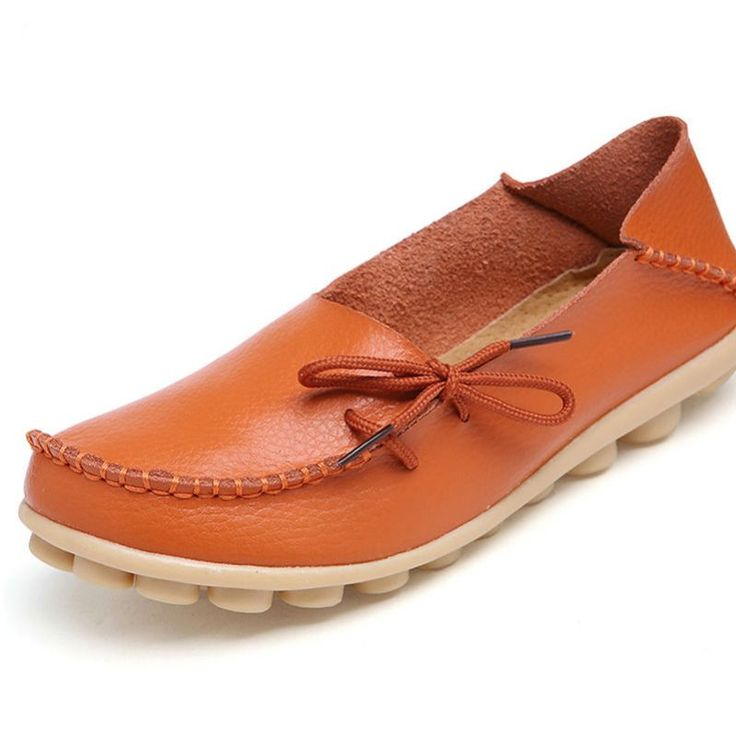 Genuine Leather Loafer Shoes //Price: $18.02 & FREE Shipping //     #sale