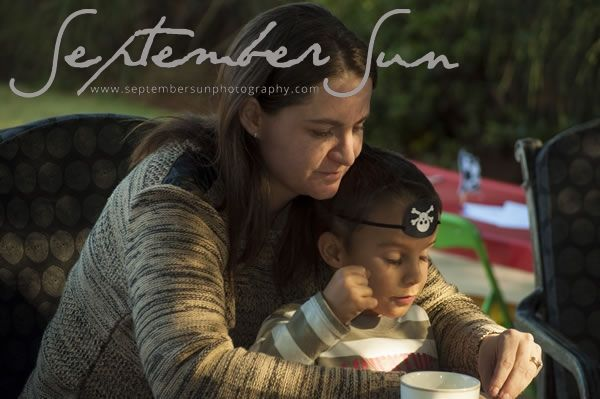 Event Photography - www.septembersunphotography.com - Pirate Birthday Party Photoshoot