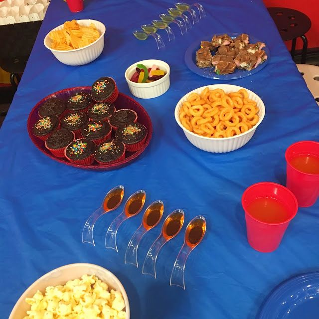 Max The Unicorn: Hints & Tips: Kids Birthday Party Food!