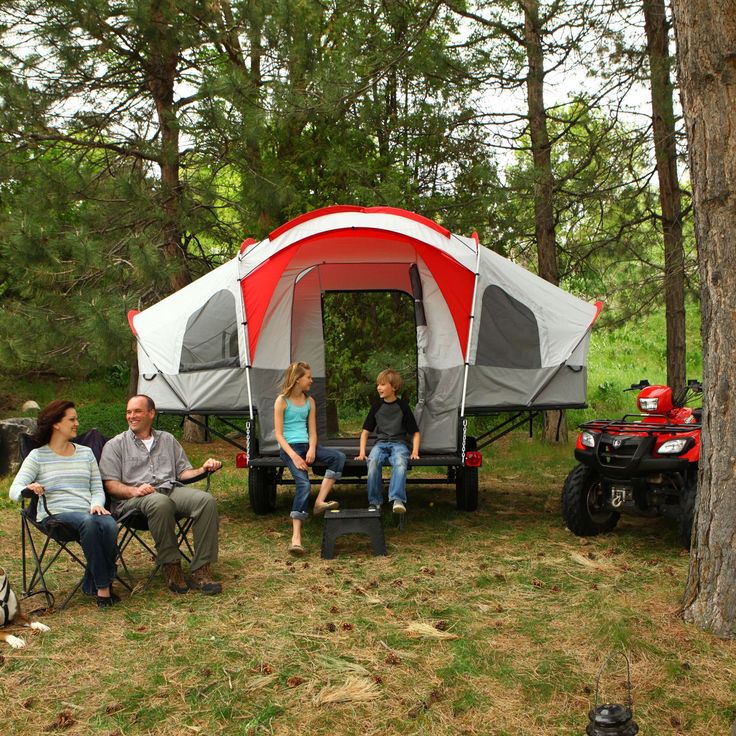 98 Best Lifetime Tent Trailers Images On Pinterest Tent