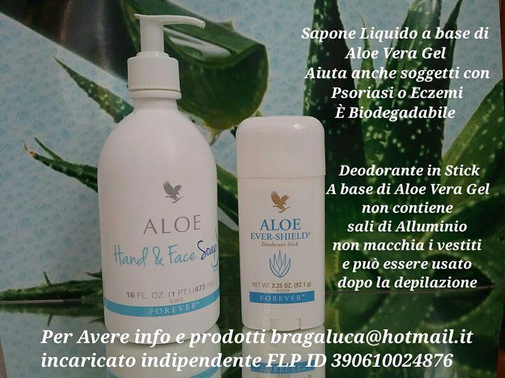 Due prodotti indispensabili per iniziare bene la giornata Braga luca incaricato indipendente Forever Living Products Italy