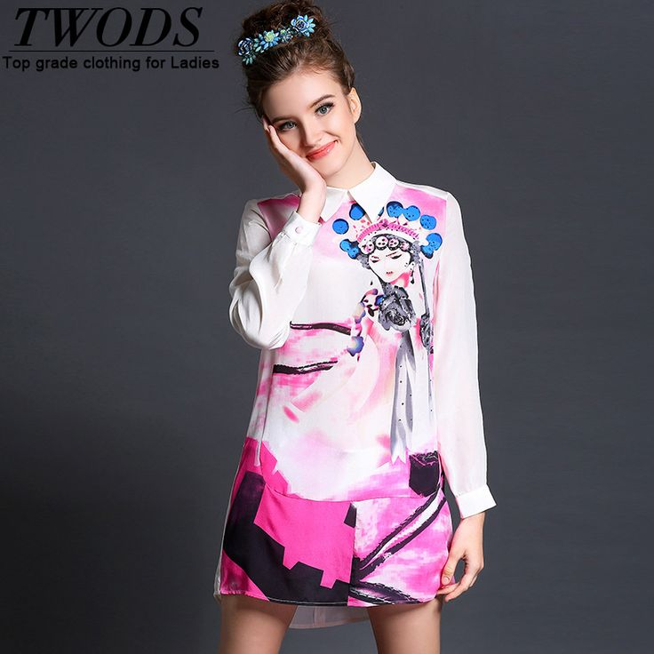 xs - 5xl chinese print loose blusas turn down collar long blous Check it out! http://www.artifashion.net/product/xs-5xl-chinese-print-loose-blusas-turn-down-collar-long-blous/ #shop #beauty #Woman's fashion #Products