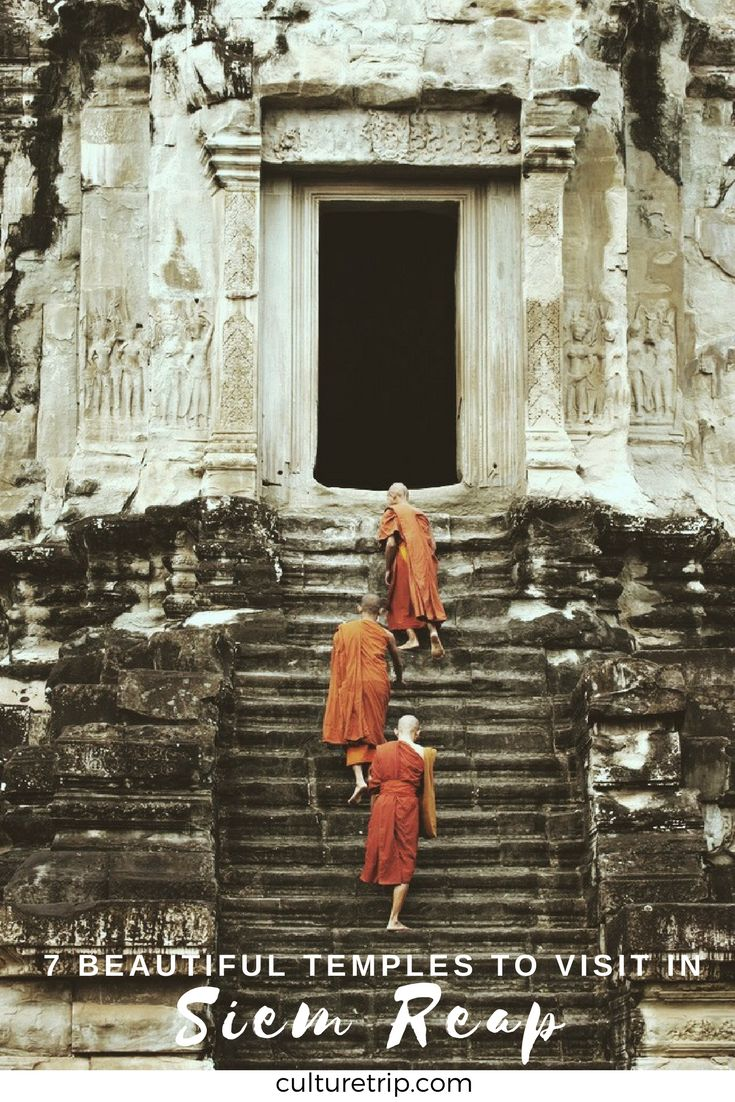 7 Beautiful Temples to Visit in Siem Reap
