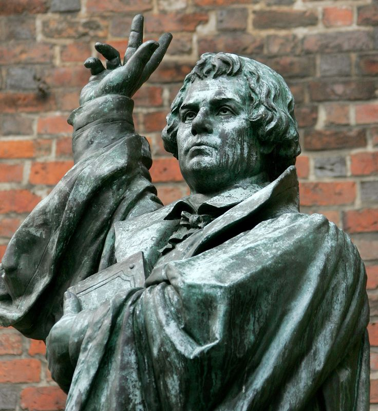 Reformation Day: 5 Facts to Know About the Other Oct. 31 Holiday