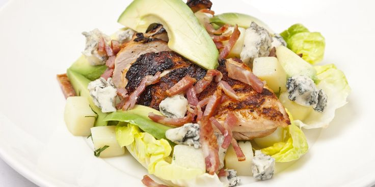 Nigel Mendham shares a chicken and avocado salad recipe. A versatile dish that can be eaten all year round
