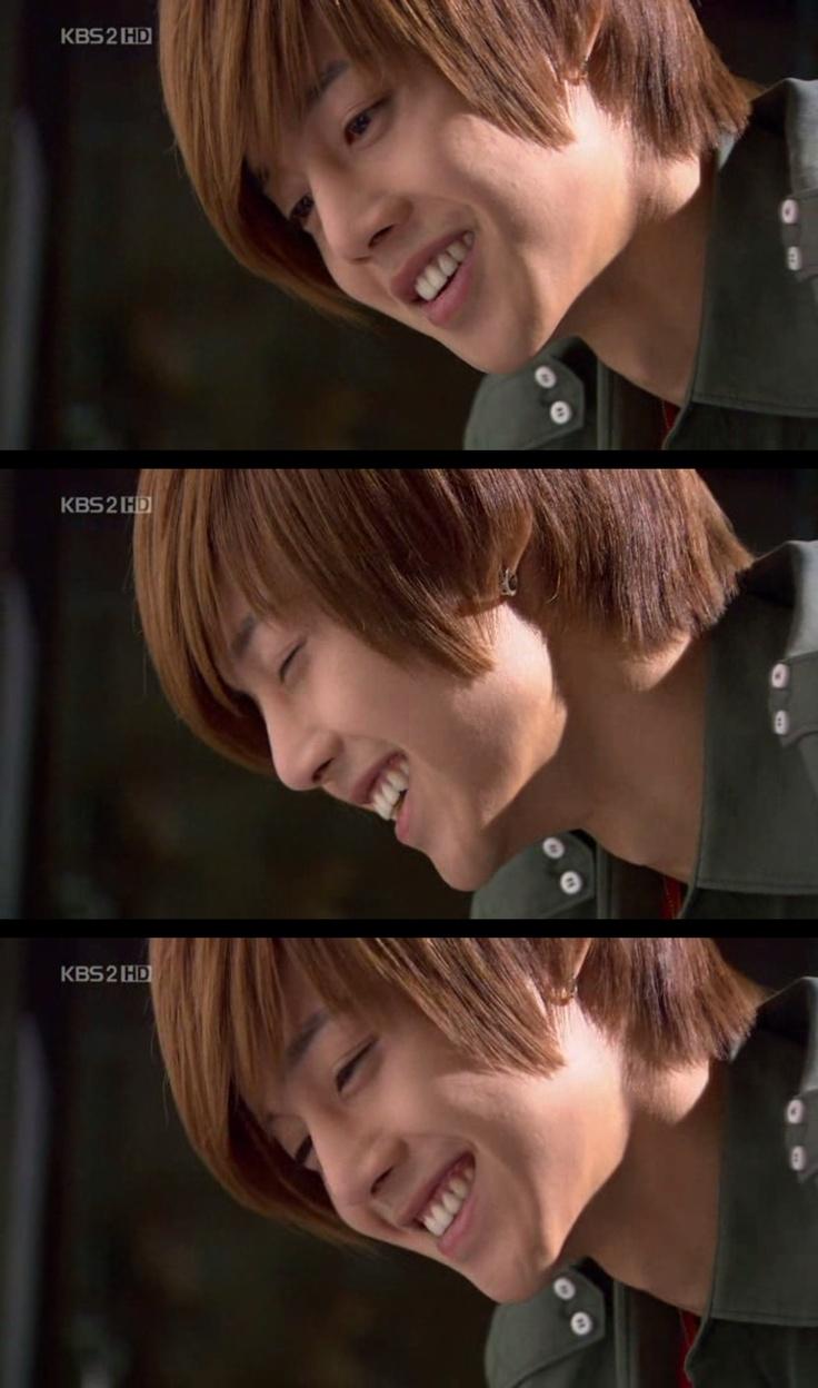 Kim Hyun Joong 김현중 ♡ Yoon Ji Hoo ♡ Boys Over Flowers ♡ smile ♡ laugh ♡ Kpop ♡ Kdrama ❤❤❤