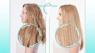 Malibu Treatment Blonde Hair Malibu C Before And After The