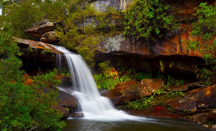 THE TEN MOST UNUSUAL SWIMMING HOLES TO TRY AROUND SYDNEY  Don't stick to the rivers and the lakes that you're used to.