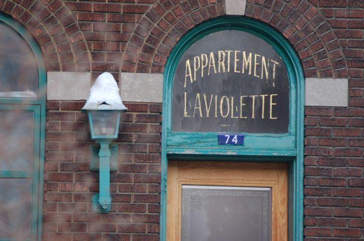 Rue des Casernes