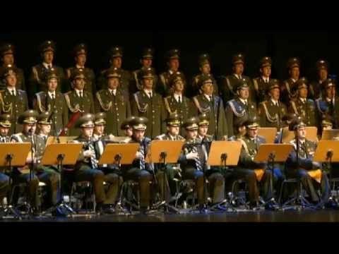 Концерт Ансамбля в Люксембурге(2011)