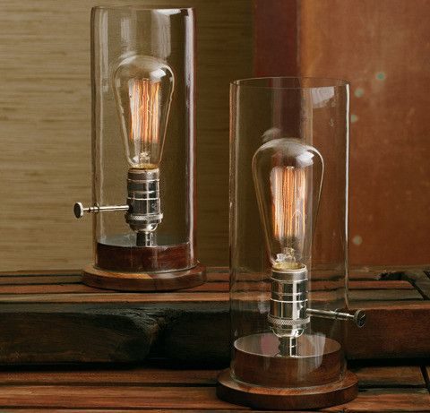 Love the look of this lamp - wish I could find in a ceiling style light fixture.