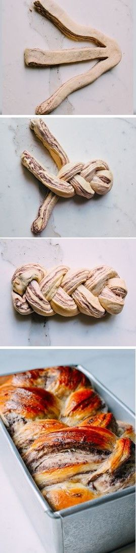 Red Bean Bread Recipe using our proven Milk Bread dough by The Woks of Life