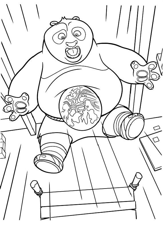 Guarda tutti i disegni da colorare di Kung Fu Panda www.bambinievacanze.com: Kung Fu Panda, Di Kung, Coloring Picture, Panda Www Bambinievacanze Com, Pandas