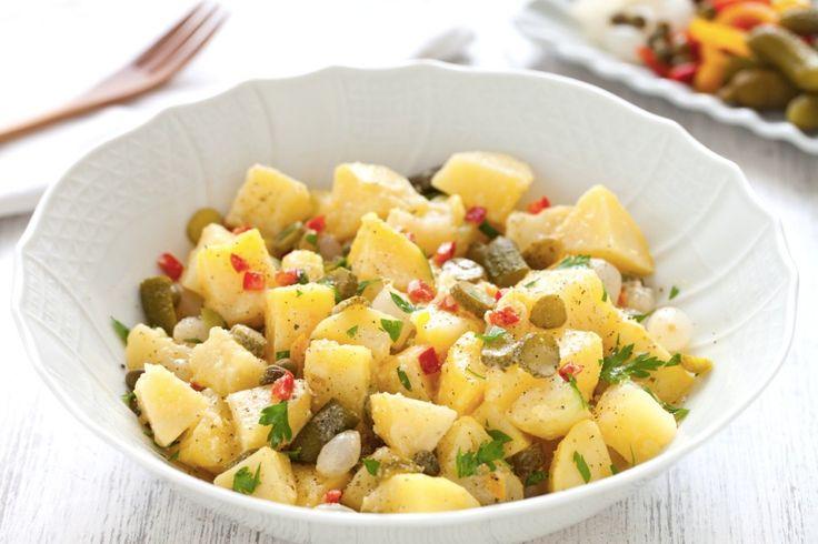 insalata di patate saporita ricetta