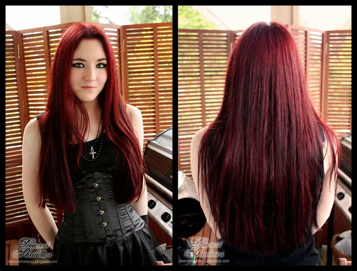 Red Hair Dye Black - Best Color Hair for Hazel Eyes Check more at http://www.fitnursetaylor.com/red-hair-dye-black/